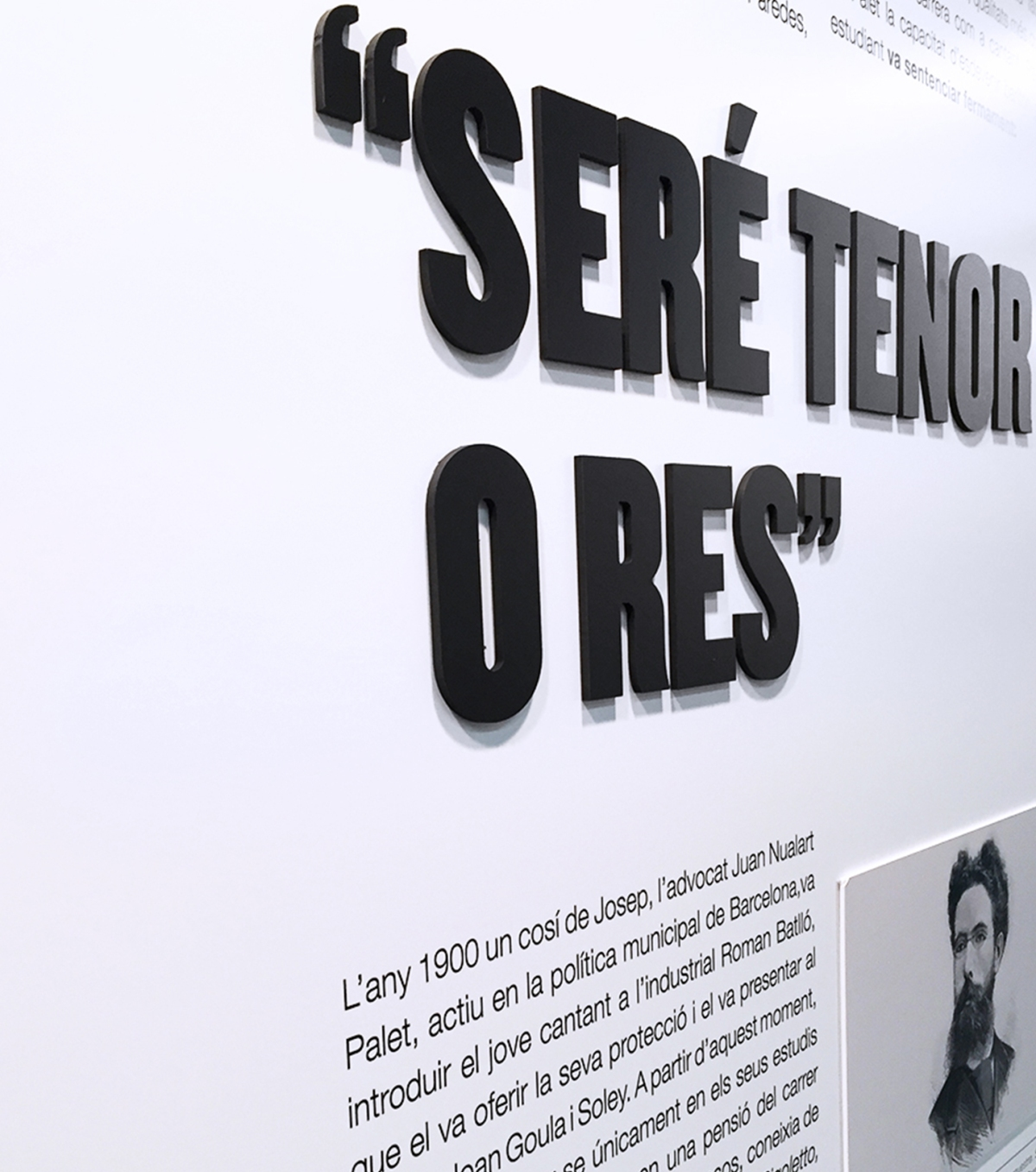 Exposición Josep Palet